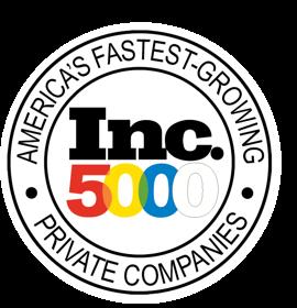 Inc. 5000 award