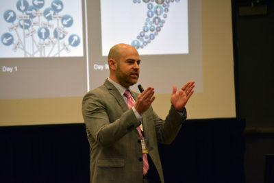 Dr. Frederick Presenting at RMDC