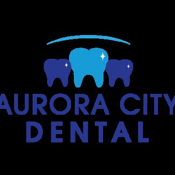 Aurora City Dental Logo
